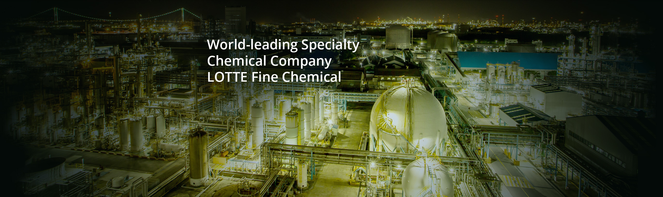 LOTTE FINE CHEMICAL | LOTTE FINE CHEMICAL